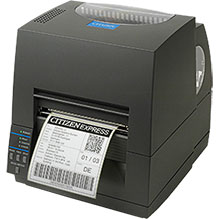 Citizen CLS-631 Barcode Printer